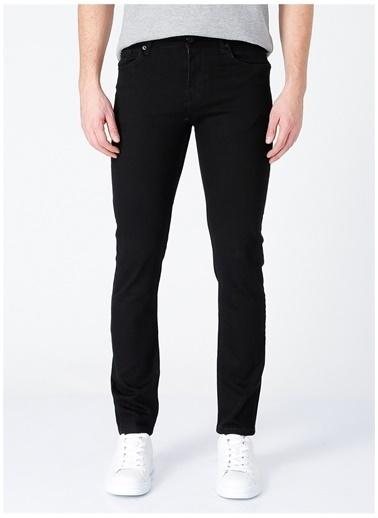 Fabrika Fabrika Enas Siyah Erkek Denim Pantolon Siyah